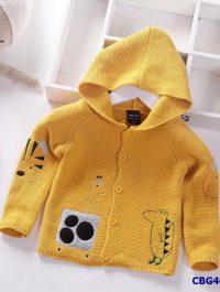 Áo khoác len cho bé từ 2-6 tuổi